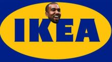 Kanye 'Super Inspired' By IKEA Trip: But What Did He Buy?