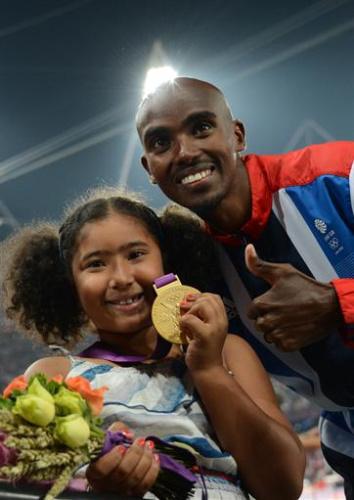 Diversos - Los atletas británicos desfilarán por Londres