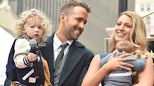 Ryan Reynolds is concerned his daughter might follow in his footsteps