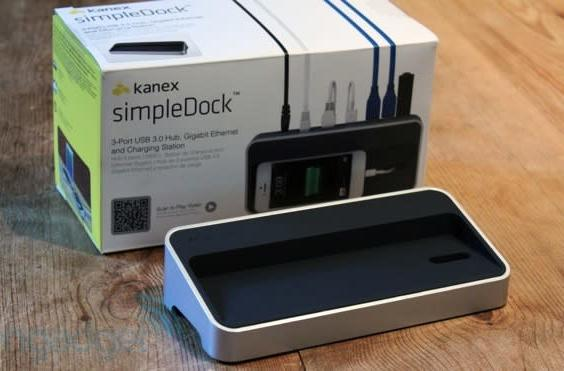 Kanex launches simpleDock USB 3.0 dock for your MacBook