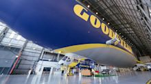 Want to stay a night in the Goodyear Blimp? It's on Airbnb.