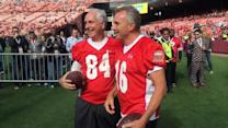 49ers Legends play final game at Candlestick Park
