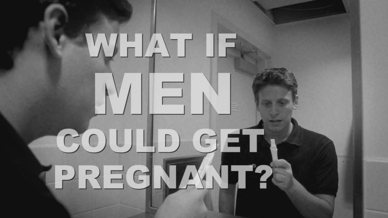Can a man get pregnant 18