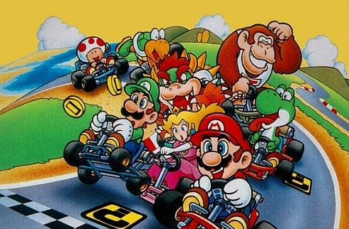 ONM: Mario Kart Wii supports 16 online, includes DS maps [Updated]