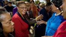 Letters to the Editor: If Joe Biden picks Karen Bass as his VP, L.A.'s major loss would be America's gain