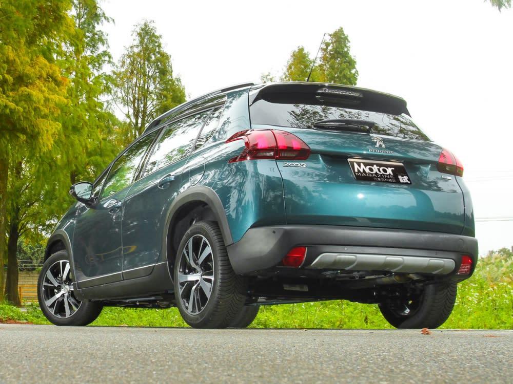 【路試報導】Peugeot New 2008 Facelift 1.2L PureTech Grip Control