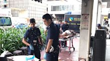 Caucasian man 'attacked' at coffeeshop opposite State Courts