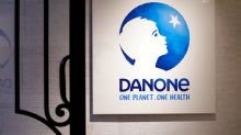 Danone sees growth picking up after China and Morocco snags
