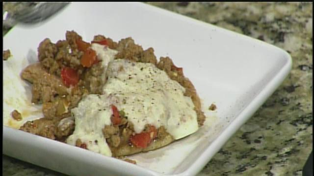 Sunday Brunch: Julie Wheeler's slim and sloppy moussakas Part II