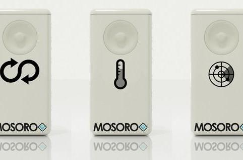 Mosoro releases its Bluetooth LE sensors and SDK for VIP appcessory developers