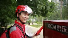Why JD.com Stock Was Climbing Today