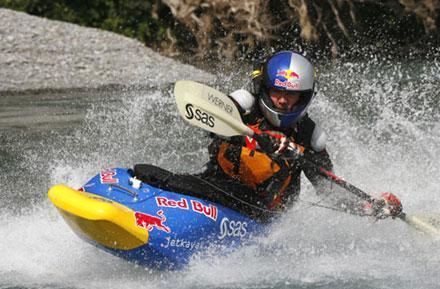 Man sticks jet engine in kayak, somehow survives
