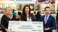 Barnes & Noble Announces National My Cookie Story Contest Winner Jessica McGehee