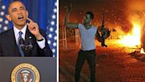 President comments on what happened in Benghazi