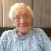 105-Year-Old Woman Requests Hunky Firefighters for Birthday Party