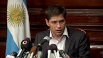 Argentina approaching another default after talks fail