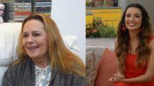 """Maria Zilda comenta climão com Patrícia Poeta: """"É capaz que ela tenha chorado"""""""