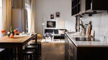【裝潢靈感】黑白色系也能充滿溫度,長型住宅一展知性雅緻氣息