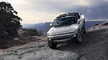 GMC reveals the Hummer EV: 1,000 HP, 350-mile range and 0-60 in 'around 3 seconds'