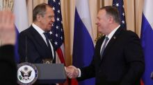 Russia's Lavrov, after Pompeo meeting, says felt more constructive U.S. approach