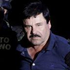 Mexican drug lord 'El Chapo' begins life term in Colorado 'Supermax' prison