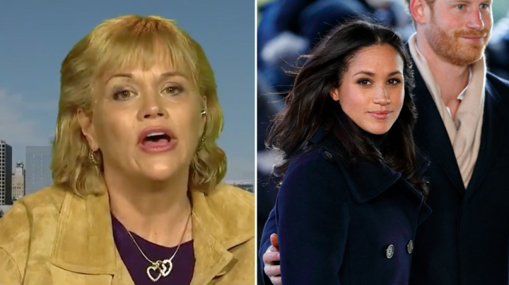 Samantha Markle responds to claims she's 'cashing in' on half-sister Meghan's royal life