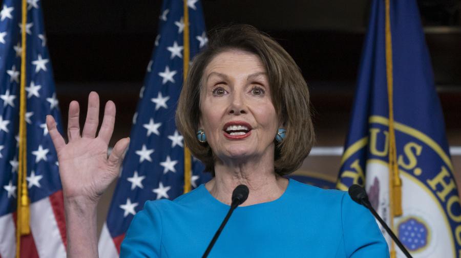 Pelosi counters new push to impeach Trump