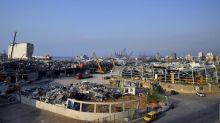 El ejército neutraliza 4.350 toneladas de nitrato de amonio cerca del puerto de Beirut