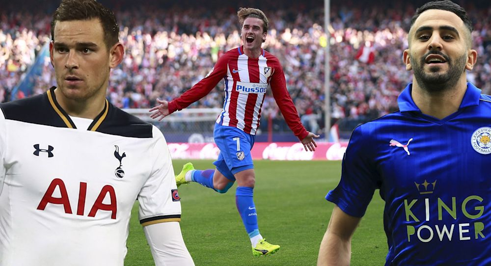Janssen could be up for grabs but Griezmann and Mahrez will attract the big buyers