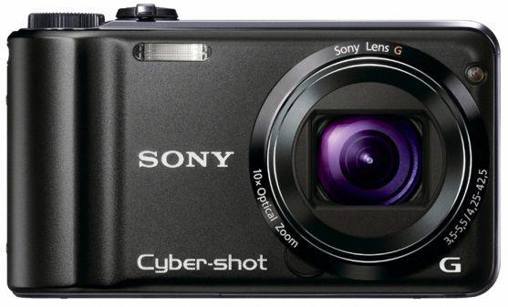 Sony Cyber-shots go 'Bananas!' with GPS+Compass, SD card, HD video, TransferJet