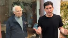 Max Brooks on origin of viral COVID video with Mel Brooks and the struggle of social distancing: 'I haven't hugged my dad since this started'