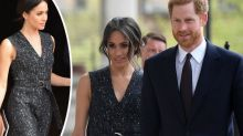 Meghan's memorial service outfit comes under fire