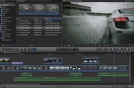 Final Cut Pro X, Motion receive Retina display updates