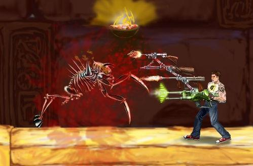 The most important thing about Serious Sam: Double D