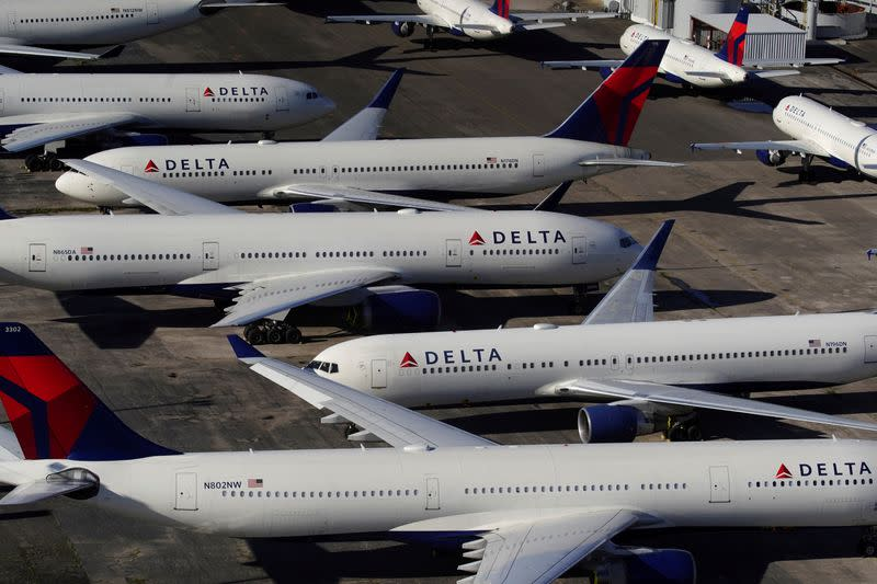 Exclusive: Delta will add flights to keep planes no more than 60% full as demand rises - sources