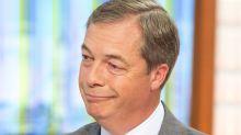 Nigel Farage blames European leaders for Barcelona attack