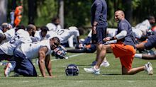Under Center Podcast: First week of training camp begins, are Bears ready to take the next step?