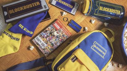 Blockbuster brand rides nostalgia wave