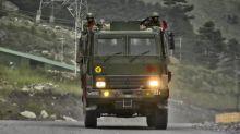 """La Chine accuse l'Inde d'une """"grave provocation militaire"""" après des tirs de sommation à la frontière himalayenne entre les deux pays"""