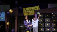 It's A Wrap! WILLY WONKA GOLDEN TICKET™ Multi-State Lottery Game And BILLION DOLLAR CHALLENGE® Events A Sweet Success