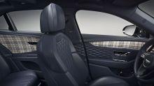 Bentley Adds Scottish Tweed to Continental GT, Flying Spur, Bentayga