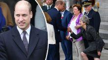 Awkward photo of Prince William goes viral