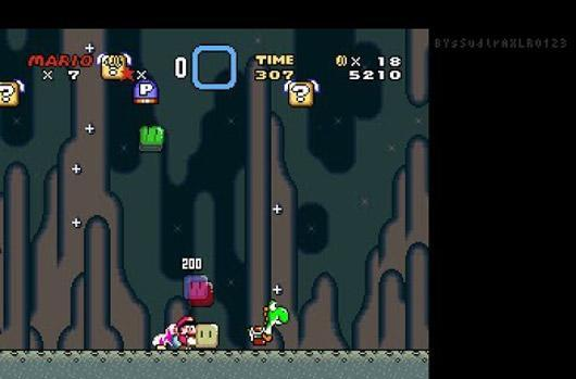 Speedrunners make Super Mario World reprogram itself to play Pong, Snake