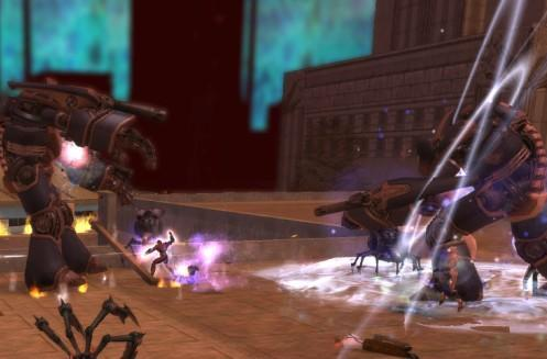 City of Heroes launching the Strike Pack in February