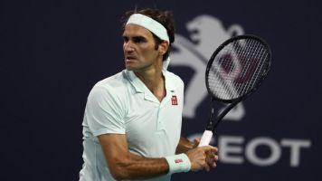 Federer donates $1M to vulnerable Swiss