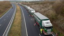 Brexit: Ministers brace for no-deal disruption with £60m plans for motorway barrier