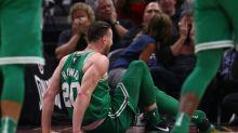 Hayward's horrifying injury overshadows Cavaliers' win over Celtics
