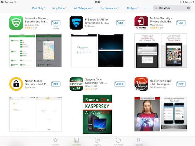 Apple wirft Antivirus- und Anti-Malware-Apps aus dem Store