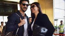 Sushmita Sen and boyfriend Rohman Shawl nail a PDA-packed handstand