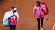 """Roland-Garros : """"Ça devient ridicule"""", Azarenka pousse l'arbitre à interrompre son match"""